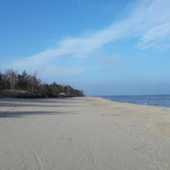 Отель Centrum Wypoczynkowe Karman пляж фото 2