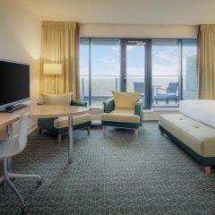 Отель Hilton Dublin Kilmainham 4* Номер Делюкс с различными типами кроватей фото 5