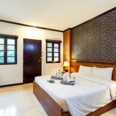 Отель Jang Resort 3* Улучшенный номер двуспальная кровать фото 2