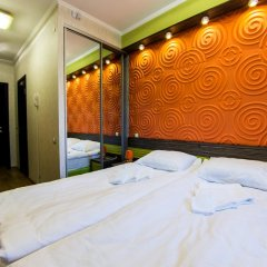 Hostel & Lux Victoria Стандартный номер с 2 отдельными кроватями