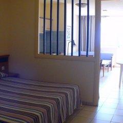 Отель Apartamentos Palm Garden Студия с различными типами кроватей