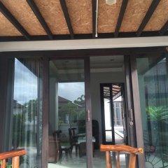 Отель Buabaan Villa by Kalayanuwat 2* Стандартный номер с различными типами кроватей фото 29