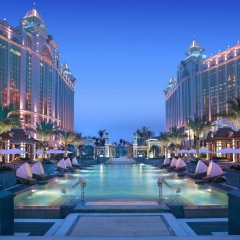 Отель Banyan Tree Macau Люкс с различными типами кроватей фото 2
