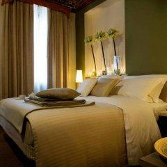 Отель Albergo D'italia 3* Стандартный номер с двуспальной кроватью фото 16