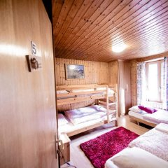 Отель Auberge du Mont-Blanc Стандартный номер с различными типами кроватей