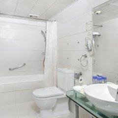 Hotel Beverly Plaza 3* Улучшенный номер с разными типами кроватей фото 3