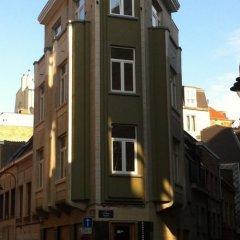 Апартаменты Apartment Art Déco Deuxième Брюссель балкон