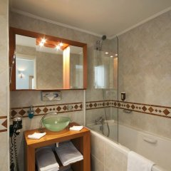 Отель Golden Prague Residence 4* Улучшенные апартаменты с различными типами кроватей фото 18