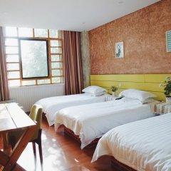 Chengdu Dreams Travel Youth Hostel Стандартный номер с различными типами кроватей фото 2