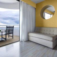 Отель D Varee Jomtien Beach 4* Представительский номер с различными типами кроватей фото 5