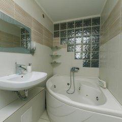 Апартаменты Luxrent apartments на Льва Толстого ванная фото 3