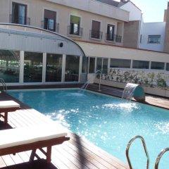 Отель Sercotel Guadiana Испания, Сьюдад-Реаль - 1 отзыв об отеле, цены и фото номеров - забронировать отель Sercotel Guadiana онлайн бассейн