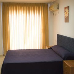 Hotel L'Escala 2* Стандартный номер с различными типами кроватей фото 5