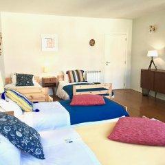 Отель YOURS GuestHouse Porto 4* Стандартный номер с различными типами кроватей фото 5