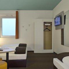 Отель B&B Hotel Leipzig-City Германия, Лейпциг - отзывы, цены и фото номеров - забронировать отель B&B Hotel Leipzig-City онлайн комната для гостей фото 5