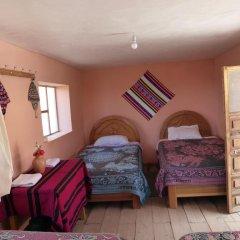 Отель Casa Inti Lodge Стандартный номер с различными типами кроватей (общая ванная комната) фото 3
