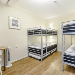 City Hostel Стандартный номер с различными типами кроватей фото 4