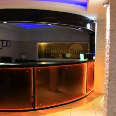 Hotel Golden Sun - All Inclusive интерьер отеля фото 3