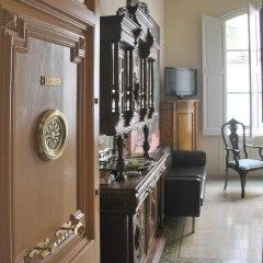 Отель El Petit Palauet Люкс с различными типами кроватей фото 3