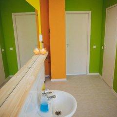 Hostel For You Кровать в общем номере с двухъярусной кроватью фото 30