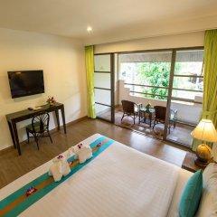 Отель Coconut Village Resort 4* Улучшенный номер с двуспальной кроватью фото 6