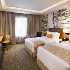 Отель Grand Mercure Bangkok Fortune 4* Номер Делюкс с различными типами кроватей фото 2