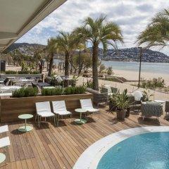Отель Maritim Испания, Курорт Росес - отзывы, цены и фото номеров - забронировать отель Maritim онлайн балкон