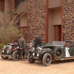 Desert Cave Hotel спортивное сооружение