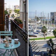 Отель Cassari UpArtments Италия, Палермо - отзывы, цены и фото номеров - забронировать отель Cassari UpArtments онлайн балкон