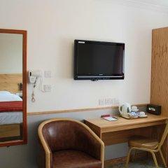 Eurotraveller Hotel Premier Tower Bridge 3* Улучшенные апартаменты с различными типами кроватей фото 5