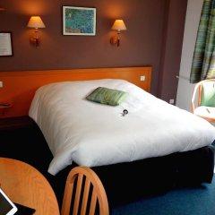 Hotel aux Bruyeres комната для гостей