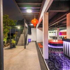 Отель Villa Nap Dau Crown интерьер отеля