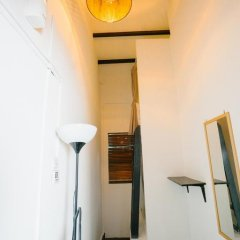 Matchbox The Concept Hostel Кровать в общем номере с двухъярусной кроватью фото 16