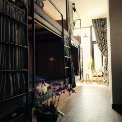 Pi Hostel Кровать в общем номере фото 8