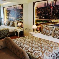 Elite Marmara Bosphorus Suites Турция, Стамбул - 2 отзыва об отеле, цены и фото номеров - забронировать отель Elite Marmara Bosphorus Suites онлайн комната для гостей фото 5