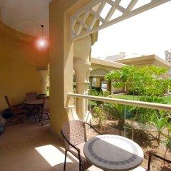 Отель Jash Falqa балкон