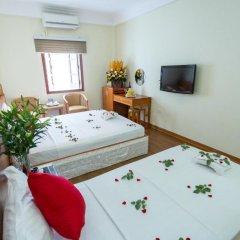 The Queen Hotel & Spa 3* Стандартный семейный номер разные типы кроватей фото 10
