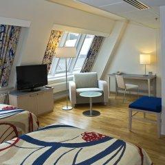 Отель Scandic Hakaniemi 3* Стандартный номер с 2 отдельными кроватями фото 4
