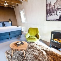 Отель V Lofts Студия с различными типами кроватей фото 2