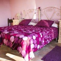 Отель Bed & Breakfast El Fogón del Duende Номер Делюкс с различными типами кроватей фото 2