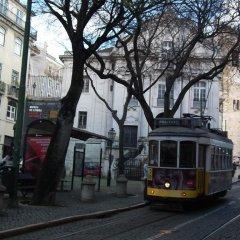 Отель Encanto da Paz Лиссабон городской автобус
