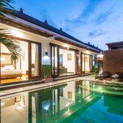 Отель Villa Umah Puri бассейн