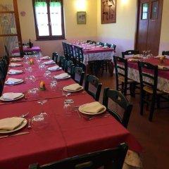 Отель Agriturusmo La Selva Аулла питание фото 3