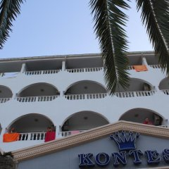 Kontes Beach Hotel Турция, Мармарис - отзывы, цены и фото номеров - забронировать отель Kontes Beach Hotel онлайн фото 3