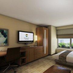 Отель Hyatt Place Detroit/Novi 3* Стандартный номер с различными типами кроватей фото 6