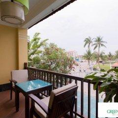 Отель Green Heaven Hoi An Resort & Spa 4* Люкс Премиум фото 8