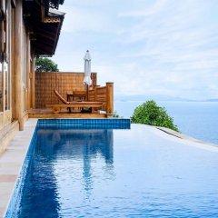 Отель Santhiya Koh Yao Yai Resort & Spa 5* Вилла с различными типами кроватей фото 18