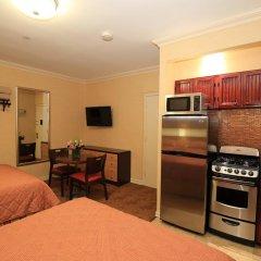Апартаменты Radio City Apartments Студия Делюкс с различными типами кроватей фото 2