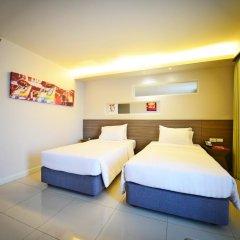 Praso @ Ratchada 12 Hotel 4* Улучшенный номер с различными типами кроватей фото 4