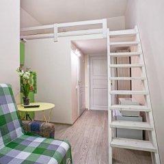 Гостиница Lucky House Апартаменты с различными типами кроватей фото 6